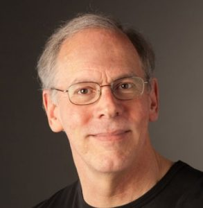Engelse stemacteur voice-over Greg Thomas