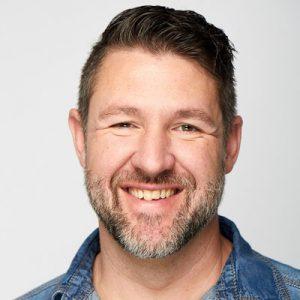 Stemacteur voice over Greg-Jake