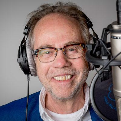 Nederlandse stemacteur voice-over Eljo