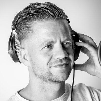 Nederlandse stemacteur voice-over Youri