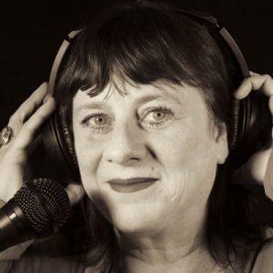 Nederlandse stemacteur voice-over danielle