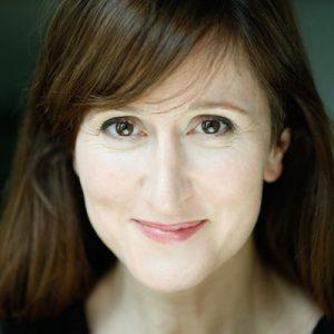 Franse stemacteur voice-over france Geraldine